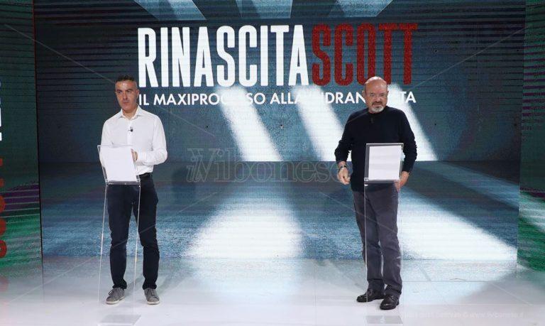 'Ndrangheta e massoneria nella terza puntata di Rinascita Scott in onda su LaC Tv – Video