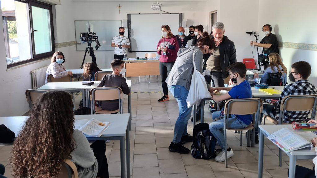 """Festival """"L'Arte del Corto"""": primo """"Ciak, si gira"""" a San Nicola da Crissa – Foto"""