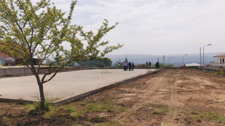 San Calogero, al via i lavori per il nuovo centro sportivo