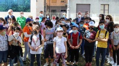 I piccoli studenti della De Amicis alla scoperta dei luoghi storici di Vibo