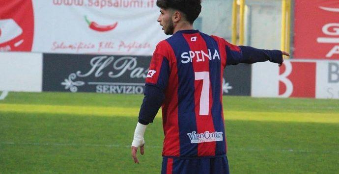 Serie C, Vibonese non basta Spina: contro la Turris finisce 1 a 1 – VIDEO