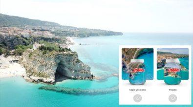 Il mare di Tropea e quello di Capo Vaticano protagonisti del contest Nutella