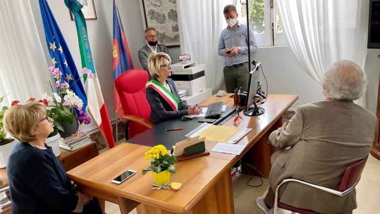 Vibo Capitale italiana del libro, il sindaco Limardo: «Orgogliosamente primi»