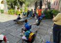 Mileto, scultori in erba alla scoperta del patrimonio culturale del museo