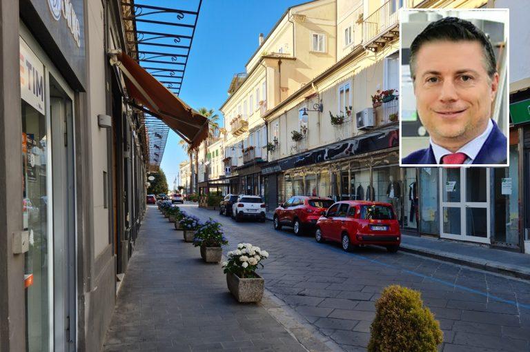 Commercio a Vibo, Nuccio Caffo: «Settore pesantemente colpito e già in difficoltà»