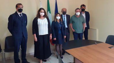 Vibo, Dalila Nesci incontra Sport e Salute e il Comitato italiano paraolimpico