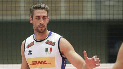 Tonno Callipo, arriva un rinforzo azzurro: ingaggiato Davide Candellaro
