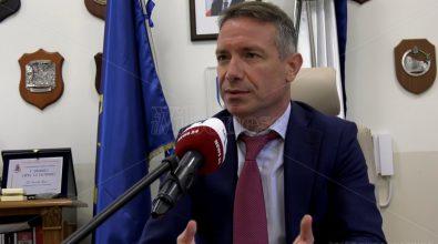 Nuovo ospedale, il procuratore Falvo: «Dopo Rinascita le nuove leve si fanno avanti» -Video