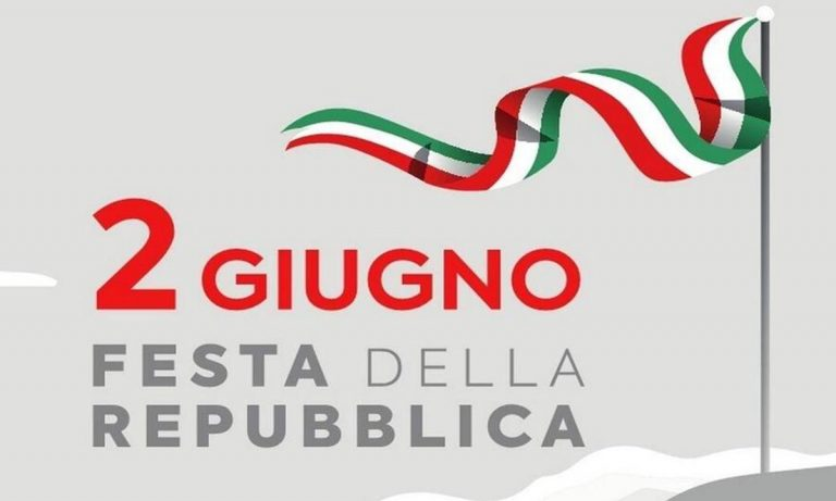 Festa della Repubblica, ecco il programma delle celebrazioni a Vibo Valentia