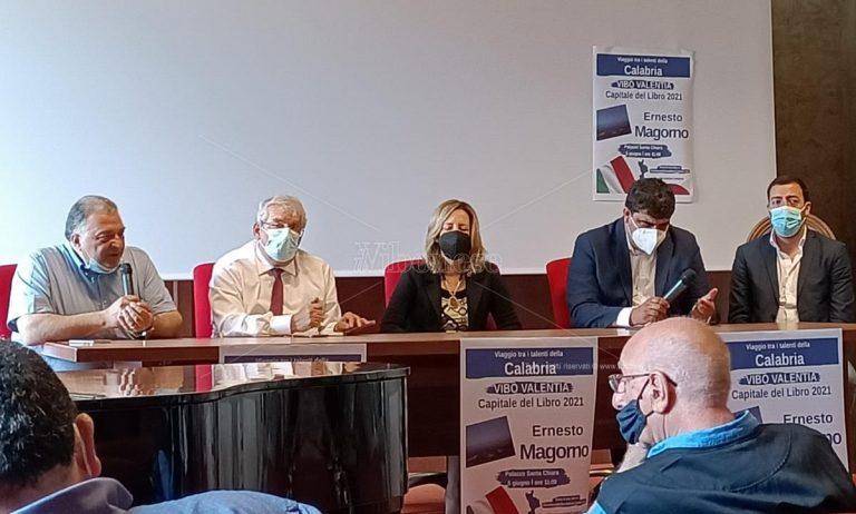 Regionali, Magorno esalta Vibo e lancia le sue idee su lavoro e sanità