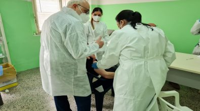 Il Vax day a Monterosso, somministrate 155 dosi di vaccino
