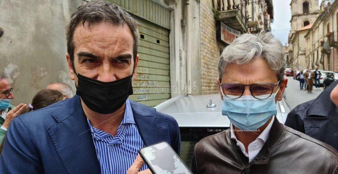 Regionali, Roberto Occhiuto a Vibo: «Dimostreremo che la Calabria è governabile»