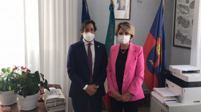 Comune, visita del capo dell'FBI per l'Italia, Vaticano e Malta, David Orozco