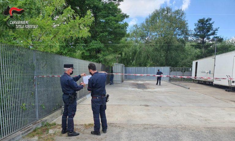 Polia: sequestrati due autolavaggi, una denuncia