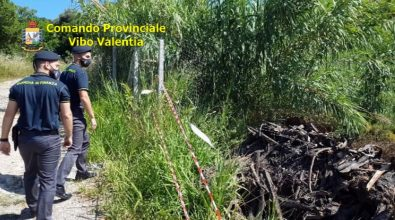 Ricadi, smaltivano rifiuti illegalmente: denunciate tre persone