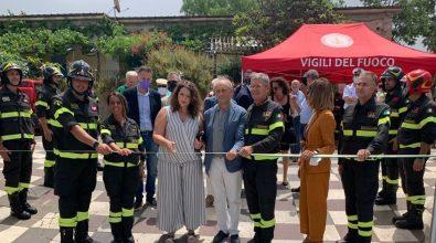 Ricadi, inaugurato il nuovo Distaccamento dei vigili del fuoco – Video
