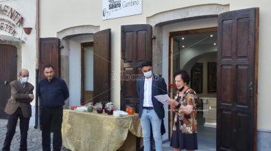 Inaugurata a Serra San Bruno la Casa della cultura intitolata a Sharo Gambino – Foto