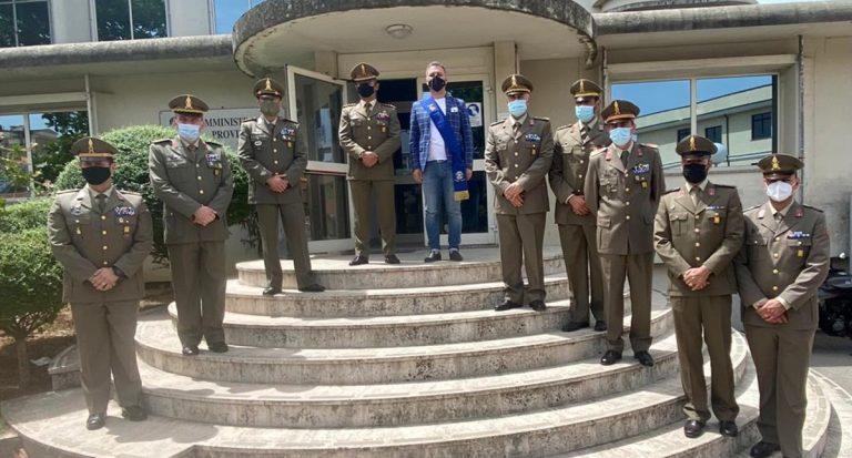 Provincia Vibo, da Solano onorificenza al 5° Reggimento Fanteria Aosta