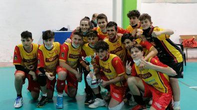 Volley, la Tonno Callipo può festeggiare: è campione regionale Under 17