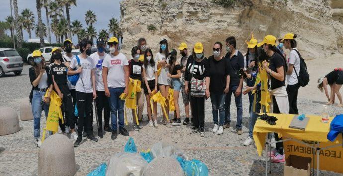 La carovana di Legambiente a Tropea per la giornata mondiale dell'ambiente