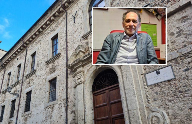 Conservatorio di Vibo, Naso: «Entro l'anno acquisiremo lo storico palazzo dell'ex Bruzzano»