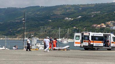 Paura al largo di Pizzo, giovane salvata dalla guardia costiera