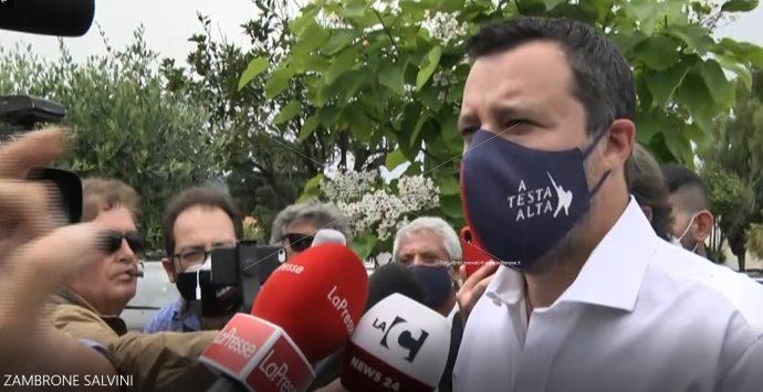 Elezioni: il leader della Lega torna in Calabria con una nuova tappa nel Vibonese