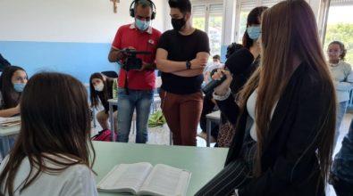 Monterosso, gli studenti protagonisti di un corto sulla vita nell'era Covid