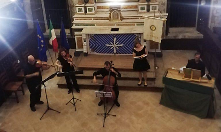 La polifonia rinascimentale in scena a Tropea con il concerto dei Queene's Musik