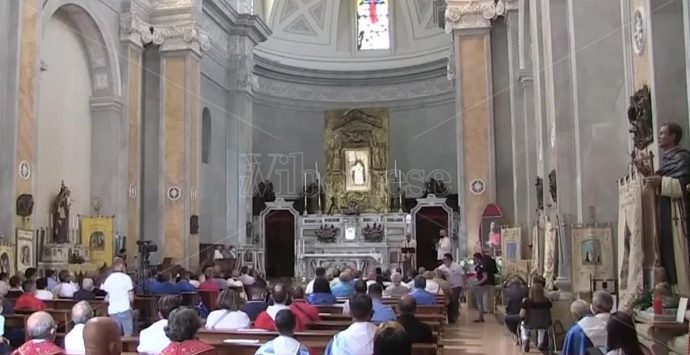 Soriano, nella città di San Domenico il raduno delle confraternite calabresi