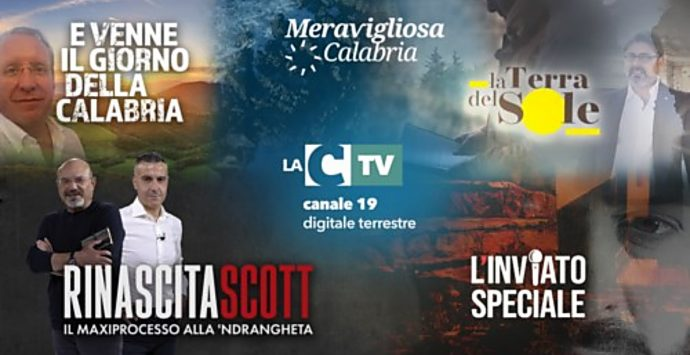 Su LaC Tv una primavera di Rinascita: numeri record alla chiusura del palinsesto stagionale -VIDEO