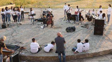 La musica contro l'abbandono scolastico: il progetto tra Vibo Marina e Ricadi – Video