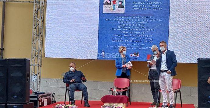 Nicola Gratteri a Vibo: «Siate feroci con i politici double face che fanno vincere l'ipocrisia»