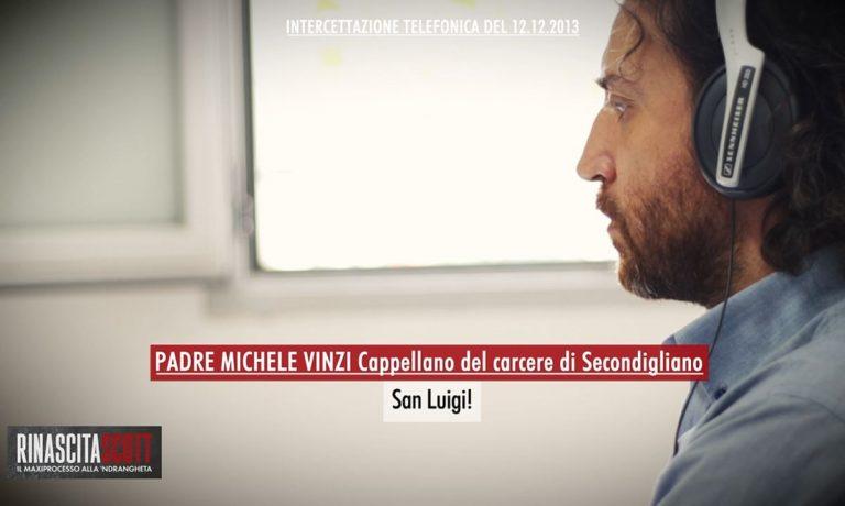 «San Luigi!»: l'intercettazione tra il parroco e Luigi Mancuso nel format Rinascita Scott
