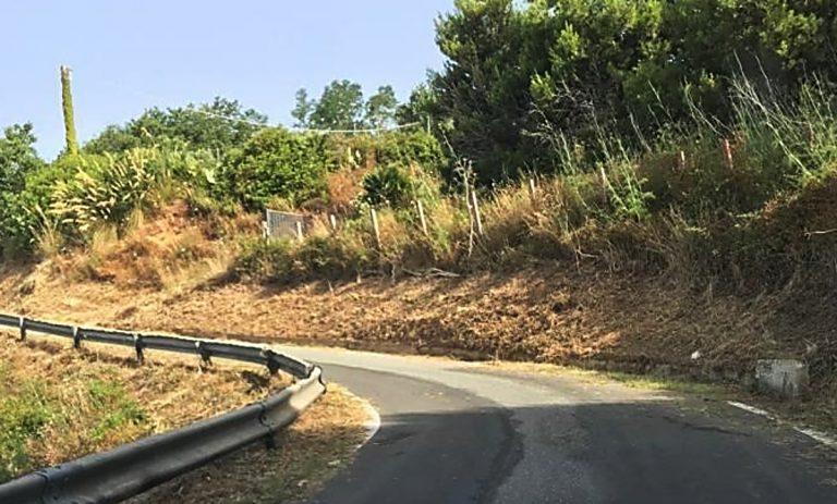 Al via i lavori di messa in sicurezza della Sp Joppolo-Monte Poro