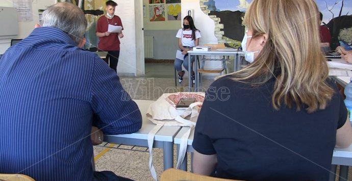 Primo giorno di esami di maturità nel Vibonese, la voce degli studenti – Video