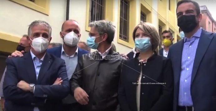 Occhiuto candidato, Limardo: «Darà voce alla voglia di cambiamento dei calabresi»