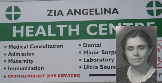 La maestra vibonese e l'ospedale in Africa costruito con i suoi risparmi