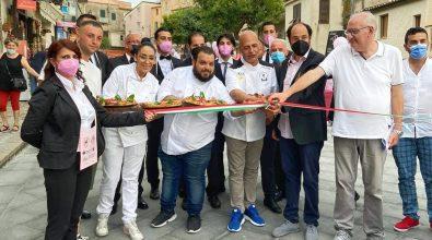 A Tropea il maestro della pizza Sorbillo con i calabresi Fortuna e Malfarà