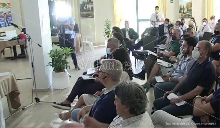 Zambrone, partiti gli Stati generali della Lega: video