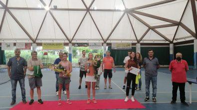 "Tennis, Simone Bozzo e Linda Siclari trionfano al ""Maierato Tennis Cup"""