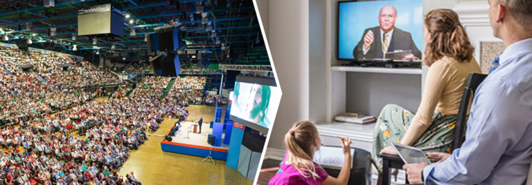 Testimoni di Geova, anche questa estate i congressi si terranno online