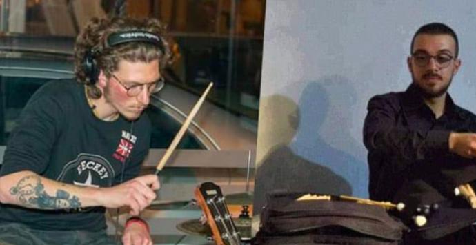 Filadelfia, concerto dei percussionisti Argantino&D'Amico