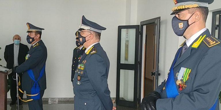 Finanza, Prosperi lascia il comando provinciale di Vibo: arriva Ghibaudo