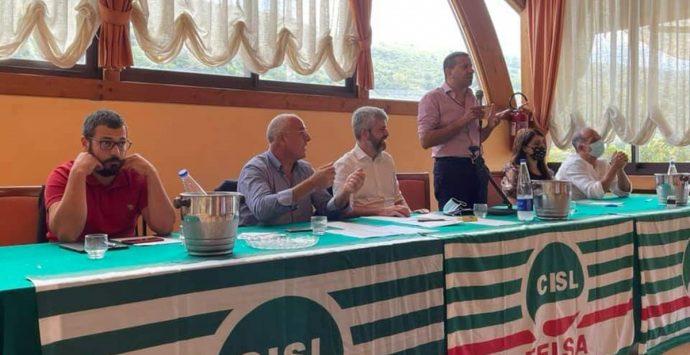 Pizzo, eletto il nuovo segretario Felsa Cisl Calabria: è Gianni Tripoli