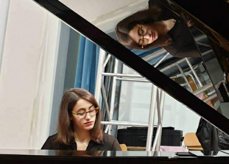Vibo, allo Spirito Santo il recital della pianista Maria D'Agostino