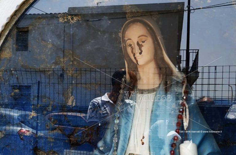 """San Gregorio, si attendono gli esami di laboratorio sul """"sangue"""" della Madonnina"""