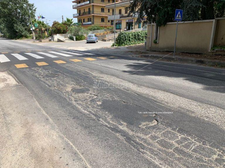 Quelle strade della vergogna nel Vibonese che frenano l'economia di un intero territorio – Video/foto