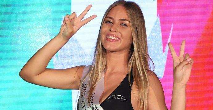 Miss Italia Calabria, Alessandra Sicilia è Miss Città di Stefanaconi