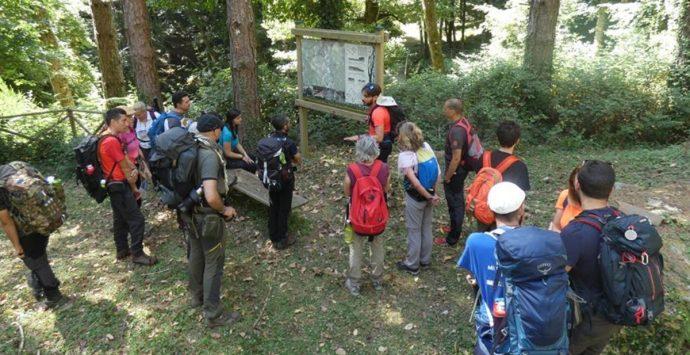 Parco delle Serre, terminato il corso per Guida ambientale escursionistica